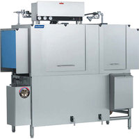 Jackson AJX-76 Single Tank High Temperature Conveyor Dish Machine - Right to Left, 208V, 3 Phase