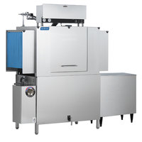Jackson AJ-44 Single Tank Low Temperature Conveyor Dishmachine - Right to Left, 208V, 3 Phase