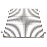 True 919449 Stainless Steel Wire Shelf with Shelf Supports - 21 13/16 inch x 28 13/16 inch