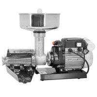 Tre Spade Electric Tomato Mill - 1/3 hp, 400W