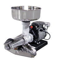 Electric Tomato Mill - 1/3 hp, 400W