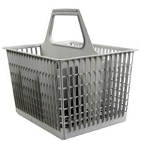 Jackson 07320-100-08-01 6-Compartment Silverware Basket for Jackson Model 10 Round Dish Machine