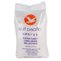Gulf Pacific White Long Grain Rice - 25 lb.