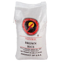 Gulf Pacific Natural Brown Rice - 25 lb.