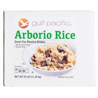 Gulf Pacific Arborio Rice - 25 lb.