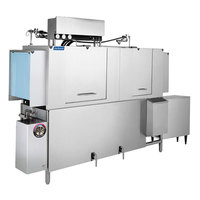 Jackson AJ-80 Single Tank High Temperature Conveyor Dishmachine - Left to Right