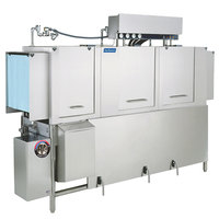 Jackson AJ-86 Dual Tank High Temperature Conveyor Dishmachine - Right to Left