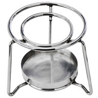 Eastern Tabletop 3272 Orbit Stainless Steel Mini Alternative Chafer Grill Stand