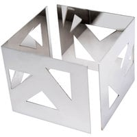 Eastern Tabletop 1721L LeXus L Series 2 Piece 5 inch Stainless Steel L Shaped Corners