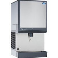 Follett 25CI425A-LI Symphony Countertop Air Cooled Ice Maker / Dispenser - 25 lb.