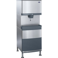 Follett 110FB425A-LI 110 FB Series Freestanding Air Cooled Ice Maker / Dispenser - 90 lb. Storage