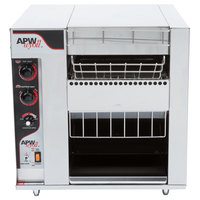 APW Wyott BT-15-2 BagelMaster Conveyor Toaster with 2 inch Opening - 208V