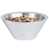 Vollrath 46577 Double Wall Conical 2.5 Qt. Serving Bowl