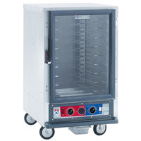 Metro C515-HFC-U C5 1 Series Non-Insulated Heated Holding Cabinet - Clear Door