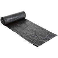 Berry AEP 333918B 33 Gallon .71 Mil 33 inch x 39 inch Low Density Can Liner / Trash Bag - 200/Case