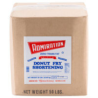 Zero Trans Fat Donut Fry Shortening Cube - 50 lb.