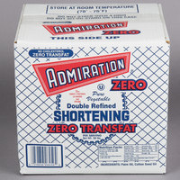 Zero Trans Fat All Purpose Double Refined Shortening Cube - 50 lb.