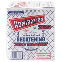 Zero Trans Fat All Purpose Shortening Cube - 50 lb.