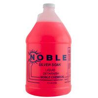 1 Gal. Noble Chemical Silva-Liquid Tableware Presoak - Ecolab® 11486 Alternative - 4 / Case
