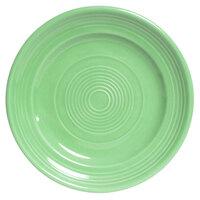 Tuxton CTA-074 Concentrix 7 1/2 inch Cilantro China Plate - 24 / Case