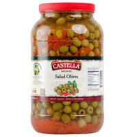 Castella Salad Olives - 1 Gallon