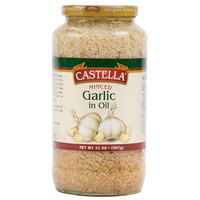 Castella 32 oz. Minced Garlic in Oil