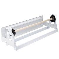 Bulman A570-24 24 inch White Miler Food Wrap Film Dispenser