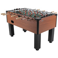Atomic G01889W Gladiator 56 inch Foosball Soccer Game Table