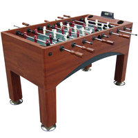 56 inch Table Soccer / Foosball Table with Goal Flex