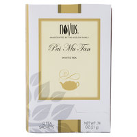 Novus Pai Mu Tan Tea - 12 / Box