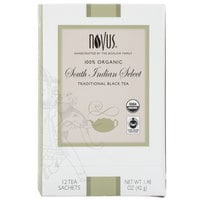 Novus Organic South Indian Select Tea - 12/Box