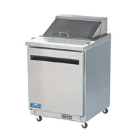 Arctic Air AST28R 29 inch 1 Door Mega Top Refrigerated Sandwich Prep Table