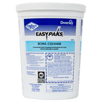 Diversey 90652 Easy Paks 0.5 oz. Toilet Bowl Cleaner Packets - 90 / Tub