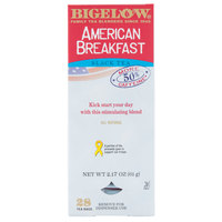 Bigelow American Breakfast High Caffeine Tea   - 28/Box