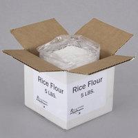 Regal Foods 5 lb. Gluten Free White Rice Flour