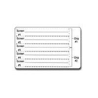 Bunn Advertisement Card for Recipe Writer Interface (Bunn 34448.0000)