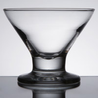 Core 8 oz. Footed Martini / Dessert Glass   - 12/Case