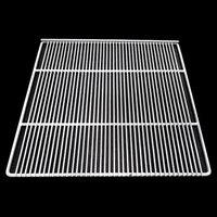 True 909109 White Coated Wire Shelf - 19 11/16 inch x 17 inch