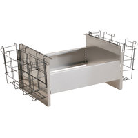 Eagle Group BR6-12-19 Spec-Bar® 6 Bottle Rack with Divider Walls for 19 inch x 12 inch Ice Chests