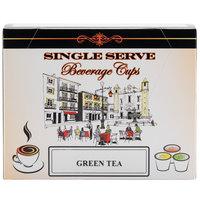 Caffe De Aroma Green Tea Single Serve Cups - 12/Box