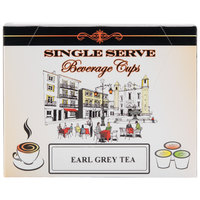 Caffe De Aroma Earl Grey Tea Single Serve Cups - 12/Box