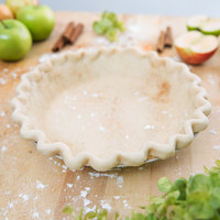 ... Bakeru0027s Mark 9 inch x 1 3/16 inch Extra Deep Foil Pie Pan - & Aluminum Pie Pans | Disposable Pie Pans | WebstaurantStore