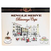 Caffe de Aroma French Vanilla Cappuccino Single Serve Cups   - 24/Box