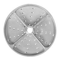 Vollrath MSG3002 5/64 inch (2mm) Shredding Plate for 40785 Mixer Attachment