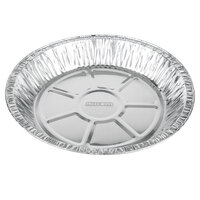 Baker's Mark 8 15/16 inch x 1 1/4 inch Extra Deep Foil Pie Pan   - 125/Pack