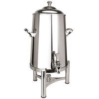 Eastern Tabletop 3005PL Pillard 5 Gallon Stainless Steel Insulated Coffee Urn