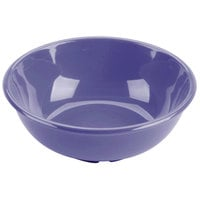 Purple 32 oz. Melamine Salad Bowl - 12/Case