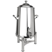 Eastern Tabletop 3003PL Pillard 3 Gallon Stainless Steel Insulated Coffee Urn