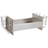Eagle Group BR6-24-19 Spec-Bar® 6 Bottle Rack with Divider Walls for 19 inch x 24 inch Ice Chests