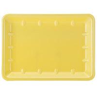 Genpak 1014 Yellow 10 inch x 13 7/8 inch x 1 1/4 inch - 100/Case